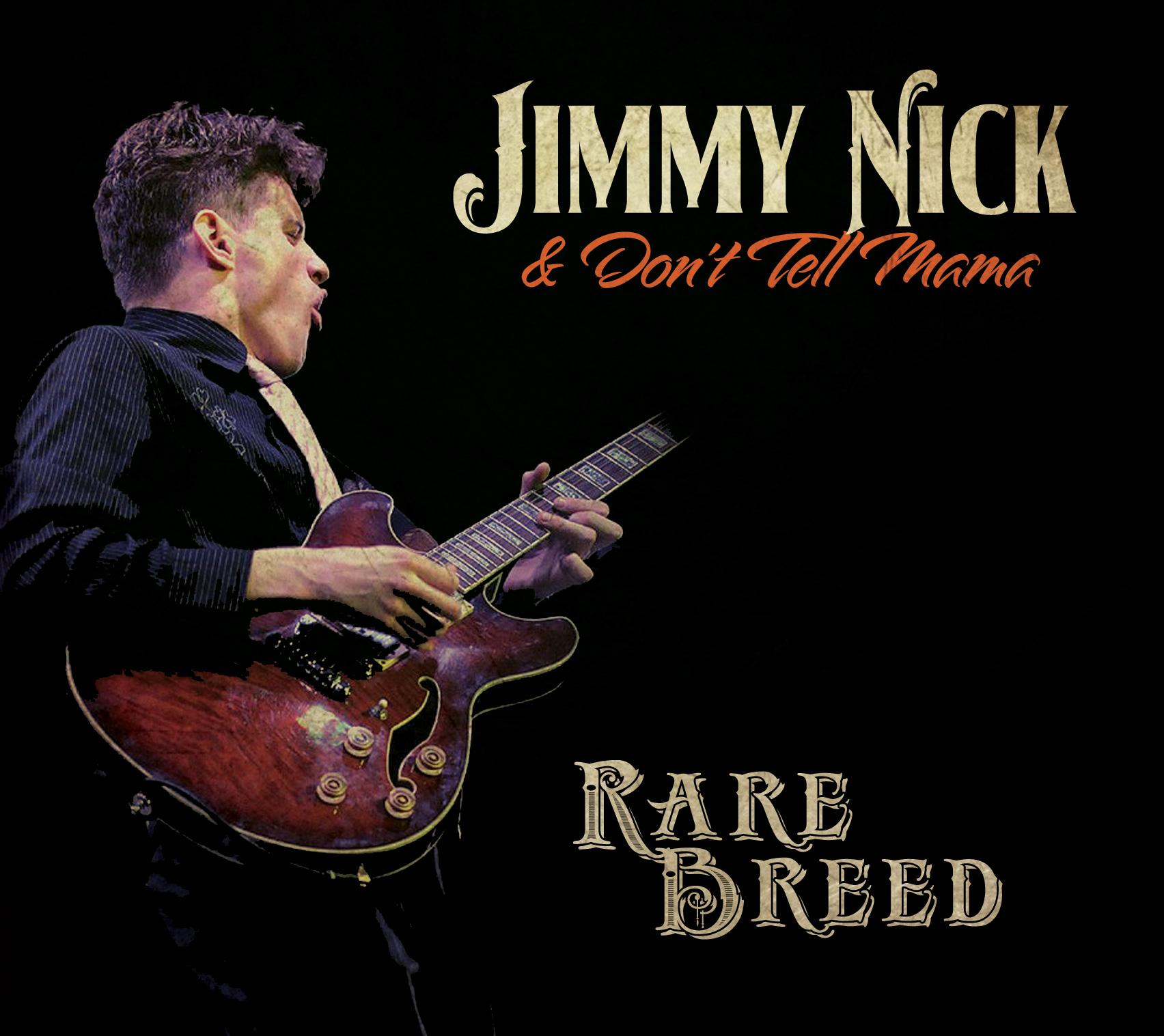 Rare Breed Album Cover