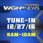 Live on WGN Morning News!!!