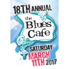 Sat. 3pm • Annual Blues Cafe • Jimmy Nick & Don't Tell Mama