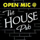 Jimmy hosts Open Mic @ The House Pub