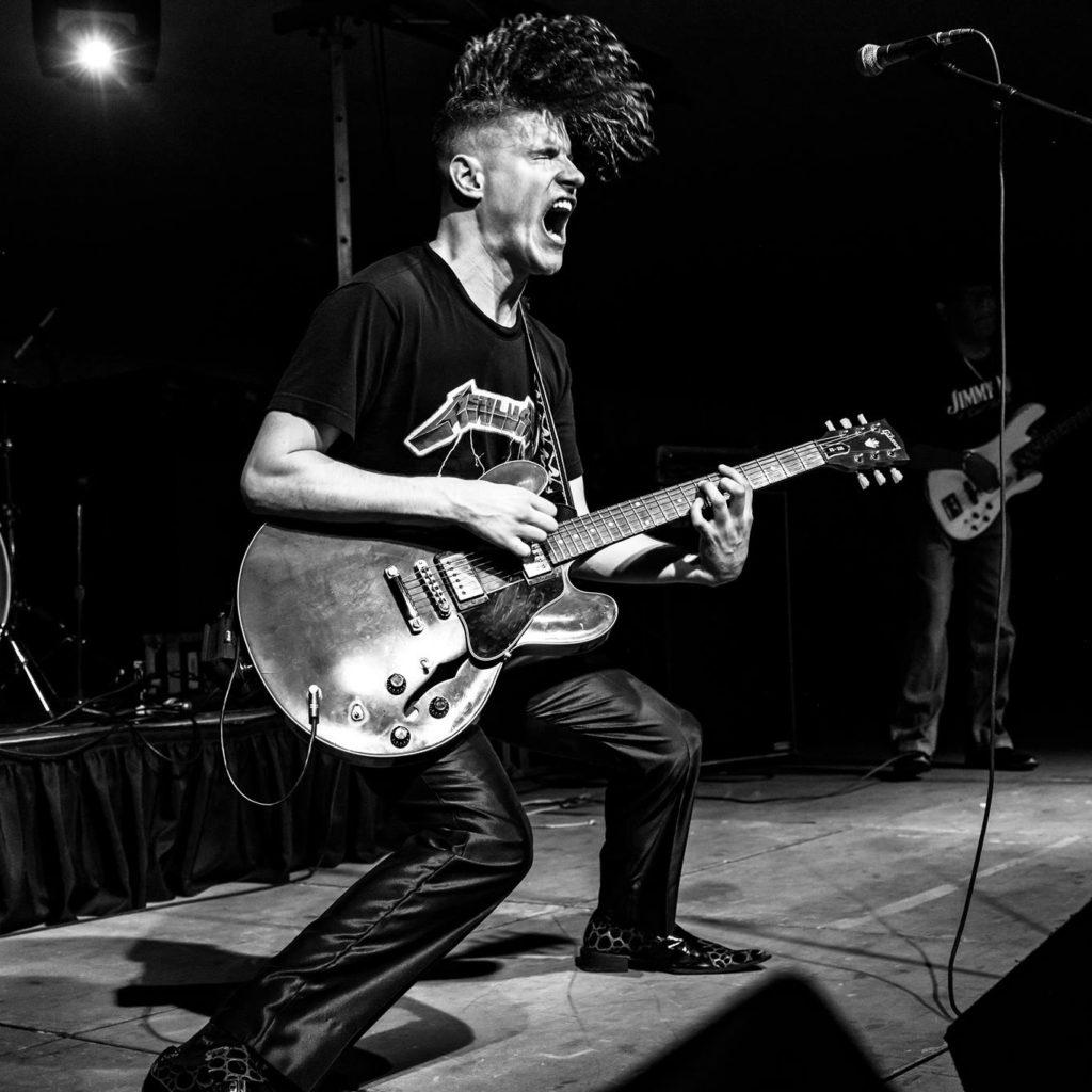Jimmy Nick Head Bang