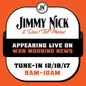 WGN Morning News appearance 12/18/17