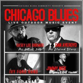 Dan Aykroyd Blues Event